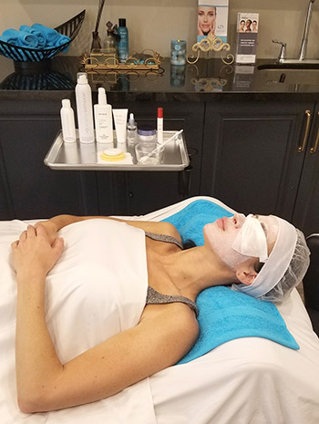 Brooklin Laser Spa Facial Peel
